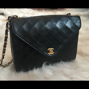 Chanel rare vintage authentic